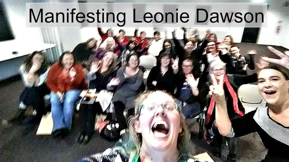 Manifesting Leonie Dawson