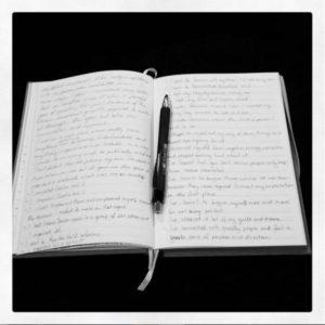 journal writing blog