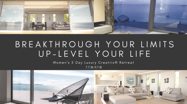 5 Day Luxury Creatrix® Retreat